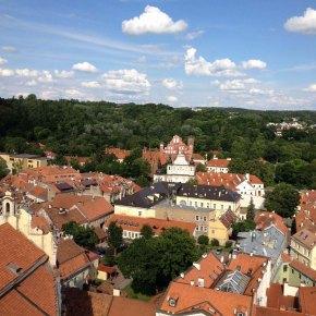 Vilniaus senamiestis – gyvassenamiestis