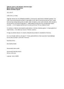 2012-03-07 laiskas Estetikos skyriui
