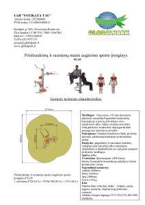 2012-06-20 Pasiulymas - UAB Sveikata Tau, Treniruoklis FE 03 copy