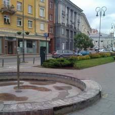 Fontanas Vokiečių gatvėje