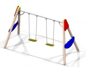 Vaikų žaidimo aikštelė Sirvydoskvere