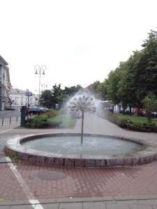 2012 Rugpiučio 15, Vokiečių gtv fontanas