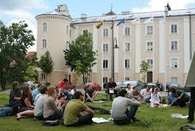 ISM teritorija 'campus' Vilniuje