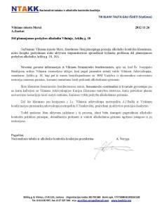 2012-11-26 Vilniaus Merui del ISM