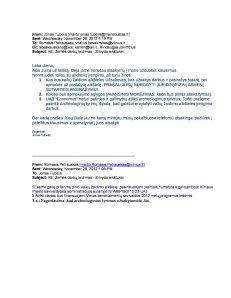 2012-11-28 Mano Būstas email Senamiesčio Seniūnui