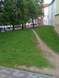 Sirvydo skveras 2012
