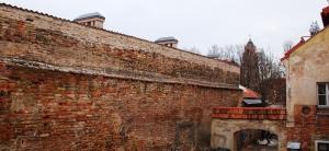 nauja - aukstesnė siena
