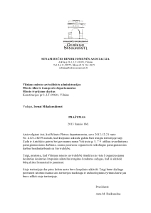 2013-01-18 mūsu antras prašymas Savivaldybei
