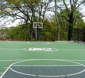 Naujos krepšinio aikštelėsiniciatyva