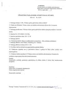 2013-10-02 uzsakymas Vokiečių g. 7 -p1