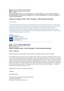 2013-10-24 Viliaus Kontrimo laiškas