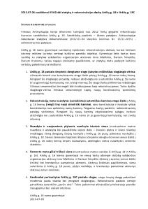 Arkliu 16 namo gyventojų pastabos ir prašymas, p1