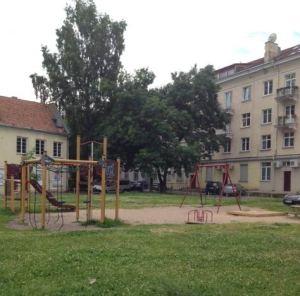 2013-07 Vokiečių g. 5 kiemas