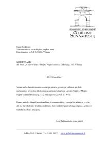 2013 gruodzio 11 d. laiškas