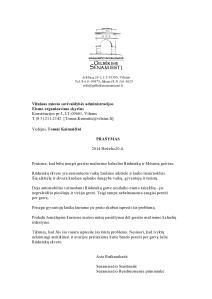 2014-06-20 Bendruomenės prašymas