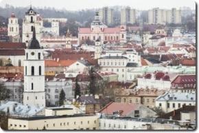 Vilniaus senamiesčio likimu susirūpino EuroposParlamentas